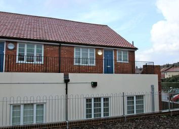 Thumbnail 2 bed flat to rent in Central Parade, Marley Way, Rochester, Kent