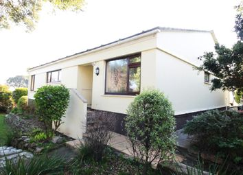Thumbnail 3 bed detached bungalow to rent in De Pass Gardens, Falmouth, Cornwall