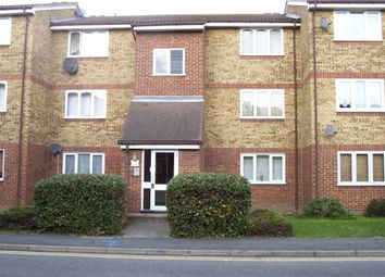 Thumbnail 1 bed flat to rent in Stirling Close, Rainham