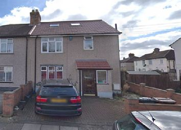 Thumbnail 3 bedroom end terrace house for sale in Lambournie Road, Barking