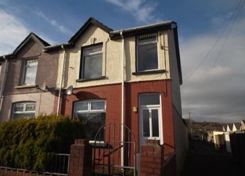 Thumbnail 3 bed end terrace house for sale in Hughes Avenue, Ebbw Vale