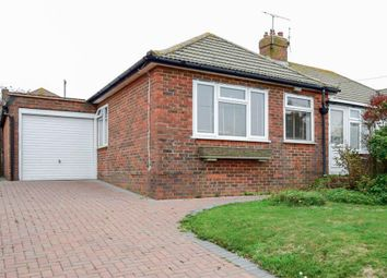 Thumbnail 3 bed semi-detached bungalow for sale in Wicklands Avenue, Saltdean, Brighton, East Sussex