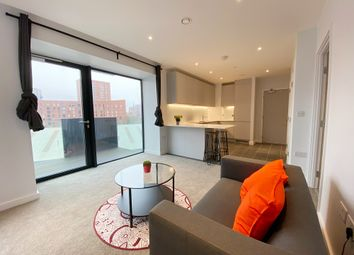Thumbnail 2 bed flat to rent in 54 Bury Street, Salford