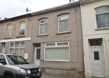 Thumbnail 4 bed terraced house for sale in Church Street, Ebbw Vale