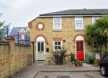Thumbnail 2 bed end terrace house to rent in Twycross Mews, Greenwich, London