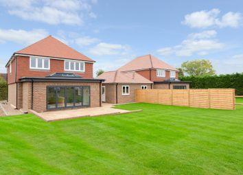 Thumbnail 4 bed detached house for sale in Harville Road, Wye, Ashford