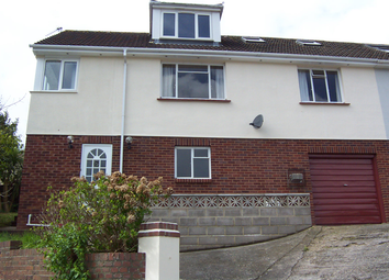 Thumbnail 4 bed semi-detached house to rent in Greenway Gardens, Torquay