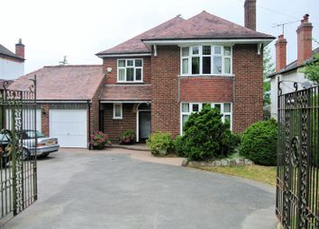 Thumbnail 5 bed detached house for sale in Stroud Road, Tuffley, Gloucester