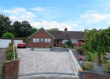 Thumbnail 3 bed bungalow for sale in Highlands, Stafford