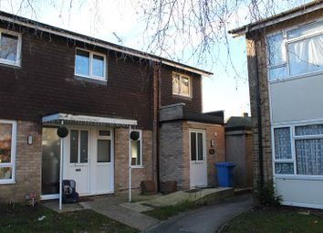 Thumbnail End terrace house to rent in Junction Road, Turlin Moor, Poole