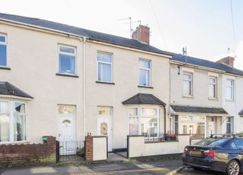 Thumbnail 3 bed terraced house to rent in Oak Street, Newport