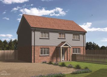 Thumbnail 4 bed detached house for sale in Lynn Road, Ingoldisthorpe, King's Lynn