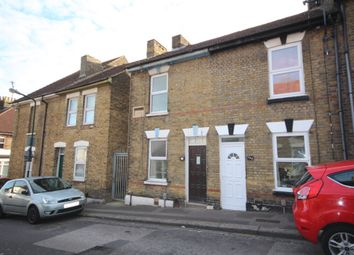 Thumbnail 2 bed terraced house for sale in Bryant Road, Rochester