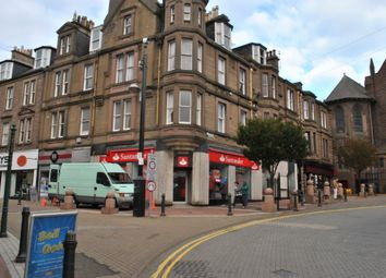 Thumbnail 1 bed flat to rent in High Street, Arbroath, Angus