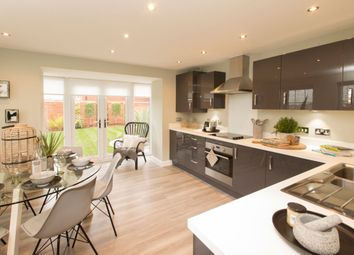 "Thumbnail 3 bed end terrace house for sale in ""Brentwood"" at Tournament Court, Edgehill Drive, Chase Meadow Square, Warwick"