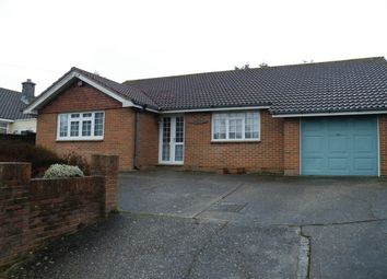 Thumbnail 3 bed bungalow to rent in Palmers Road, Wootton Bridge, Ryde