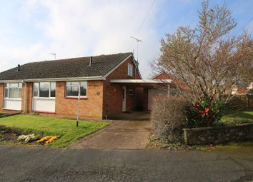 Thumbnail 3 bed bungalow for sale in Isabella Road, Tiverton