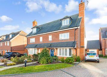 Thumbnail 4 bedroom semi-detached house for sale in Pines Ridge, Horsham
