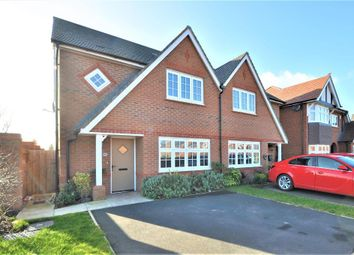 Thumbnail 3 bedroom semi-detached house for sale in Yew Gardens, South Shore, Blackpool, Lancashire