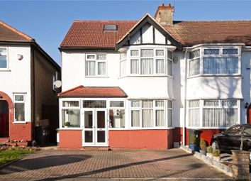 Thumbnail 4 bed end terrace house for sale in Munster Gardens, Palmers Green