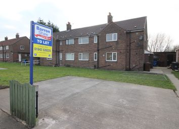 Thumbnail 2 bed flat to rent in Rivington Drive, Bickershaw, Wigan