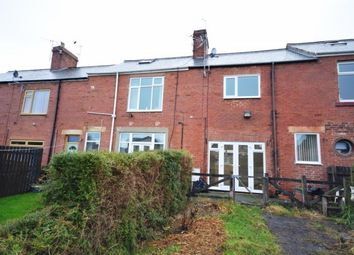 Thumbnail 2 bed terraced house for sale in Browns Terrace, Langley Park, Durham