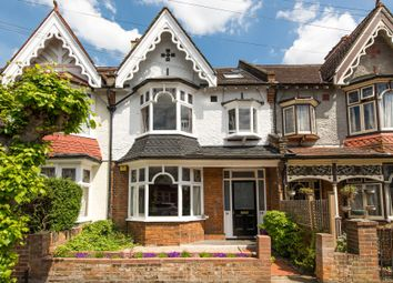Thumbnail 4 bedroom terraced house for sale in Chatsworth Avenue, London