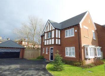 Thumbnail 4 bed detached house for sale in Watkins Place, Tottington, Bury