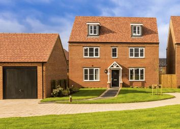 """Thumbnail 5 bed detached house for sale in """"Ewelme"""" at St. Marys Road, Adderbury, Banbury"""