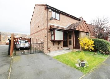 Thumbnail 2 bedroom semi-detached house for sale in Barker Place, Bramley