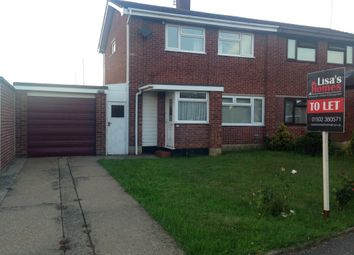 Thumbnail 3 bed semi-detached house to rent in Gloucester Avenue, Lowestoft