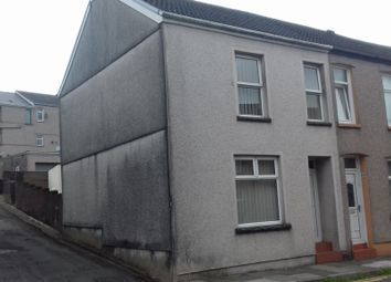 Thumbnail 3 bedroom terraced house to rent in Harcourt Street, Ebbw Vale