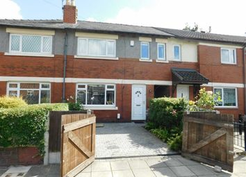 Thumbnail 3 bed terraced house for sale in Walnut Tree Road, Cheadle Heath, Stockport