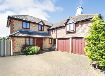 Thumbnail 5 bed detached house for sale in Rivermead, East Molesey