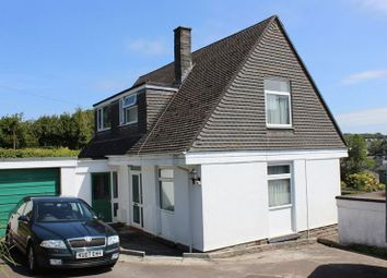 Thumbnail 3 bed detached house for sale in Edgcumbe Road, St. Austell