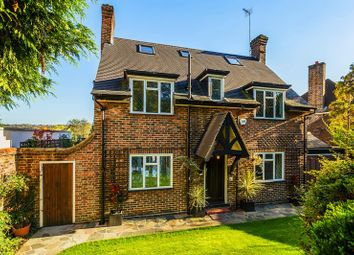 Thumbnail 5 bed detached house for sale in Hereward Avenue, Purley