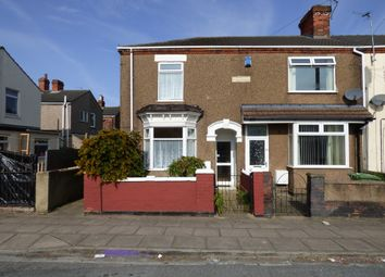 Thumbnail 3 bed terraced house to rent in Wells Street, Grimsby