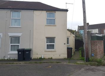 Thumbnail 2 bed end terrace house for sale in Alexandra Street, Gosport
