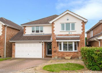 Thumbnail 4 bed detached house to rent in Scholars Walk, Chalfont St. Peter, Gerrards Cross
