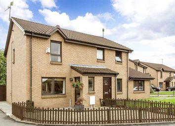 Thumbnail 3 bed semi-detached house for sale in Hardgate Drive, Sheildhall, Glasgow