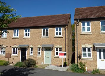 Thumbnail 2 bed end terrace house for sale in Nero Way, North Hykeham, Lincoln