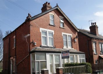 Thumbnail 6 bed end terrace house to rent in Hartley Avenue, Woodhouse, Leeds