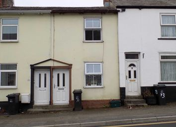 Thumbnail 2 bed terraced house for sale in High Street, Chard
