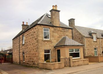 Thumbnail 4 bed detached house for sale in Market Street, Forres