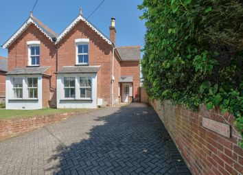 Thumbnail 4 bed semi-detached house for sale in Victoria Road, Freshwater
