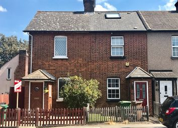 Thumbnail 2 bed end terrace house for sale in Malden Road, Cheam