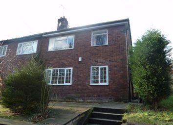 Thumbnail 2 bed flat to rent in Clough Drive, Prestwich, Manchester