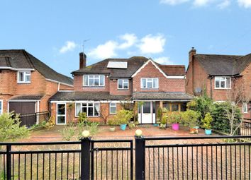 Thumbnail 5 bed detached house for sale in Manor Road South, Esher