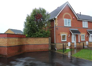 Thumbnail 2 bed end terrace house for sale in Tierney Drive, Tipton