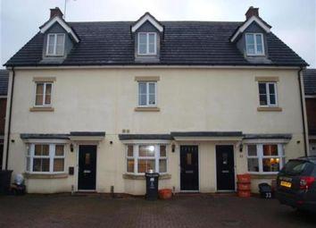 Thumbnail 3 bedroom terraced house to rent in Vistula Crescent, Swindon